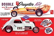 Double Dragster 3 in 1