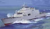 USS Freedom LCS1 Littoral Combat Ship