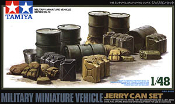 Jerry Can (and Oil Drum) Set