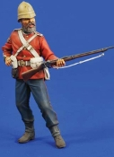 British Infantry Soldier Zulu War 120mm