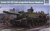 SU-152 Self-Propelled Heavy Howitzer