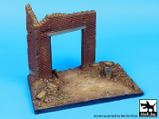 1/72 Factory entrance (125 x 75 mm)