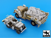 1/35 British SAS jeep - Chevrolet Africa