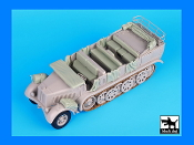 1/35 Sd.Kfz 8 accessories set