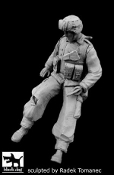 1/35 US soldier patrol operation FREEDOM #1
