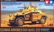 German Armored Car Sd.Kfz.222