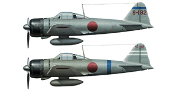 Mitsubishi A6M2a Zero Fighter Type 11
