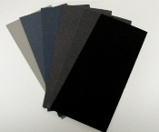 "Assorted Ultra Fine 3.5""x8"" Hobby Sanding Sheets (8 diff grits/Bag)"