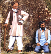 Afghan Civilian Men