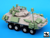 1/35 USMC LAV A2 accessories set