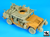 1/35 HUMVEE Special Forces conversion set
