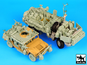 1/35 M1078 LMTV War Pig plus HUMVEE Special Forces