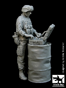 1/35 EOD Operation in Iraq / for EOD Robot