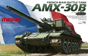 AMX-30B French Main Battle Tank