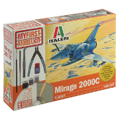 MIRAGE 2000C - MY FIRST MODEL KIT
