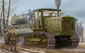 Russian ChTZ S65 Tractor w/Cab