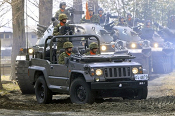 JGSDF Type 73 Light Truck Recon