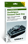 AFV German Dark Grey Paint Set