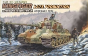 1/35 Sd.Kfz. 182 Kingtiger Late Production w/New Pattern Tra