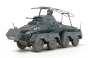 German 8-wheeled Sd.Kfz 232