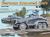 German Armored Cars in Action