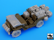 1/35 US Jeep big accessories set
