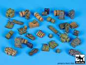 1/35 Israeli modern equipment accessories set