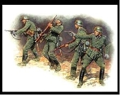 German Infantry in Action, 1941-1942 Eastern Front Series