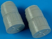 1/48 MiG29 Fulcrum Correct Exhaust Nozzles w/Covers for ACY