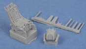 1/48 MiG29A Ejection Seat w/Safety Belts