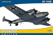Bf 110D (weekend edition)