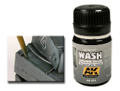 Wash for Panzer Grey