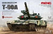 Russian Main Battle Tank T-90A
