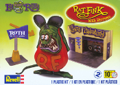 Rat Fink with Diorama