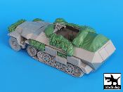 1/35 Sd. Kfz.251 C Accessories Set