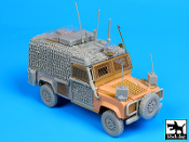 1/35 Land Rover Defender Snatch Barracuda Afghanistan