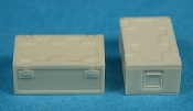 1/35 British Empire Steel Munition Boxes C.224 Mk. I