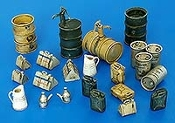 1/48 Fuel Stock Equipment Germany WWII
