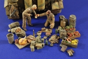1/35 Camping Grounds Germany WWII Tankers