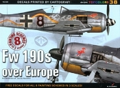 Mini Topcolors: Fw190s over Europe Pt. II