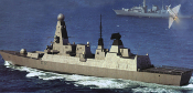 HMS Type 45 Destroyer