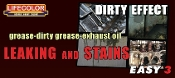 Grease/Oil Leaking & Stains Dirty Effect Acrylic Set (3 22ml Bottles)