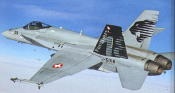 F/A-18C Horney Swiss Air Force