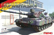 Leopard 1A3/A4 Main Battle Tank