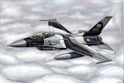 F16A/C Fighting Falcon Block 15/30/32 Aircraft