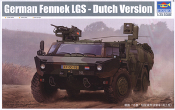 German Fennek LGS Dutch Version