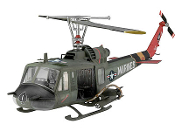 UH1 USMC Helicopter