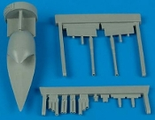 1/48 F6F5N Hellcat Conversion Set for EDU