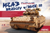 M2A3 Bradley US Infantry Fighting Vehicle w/Busk III