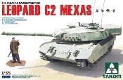 Leopard C2 MEXAS Canadian Main Battle Tank